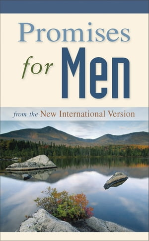 Promises for Men from the New International Version