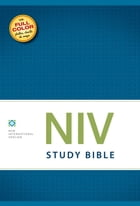 NIV Study Bible, eBook, Red Letter Edition by Zondervan