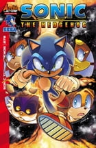 Sonic the Hedgehog #278