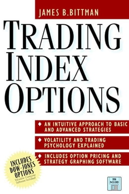 Book Trading Index Options by Bittman, James