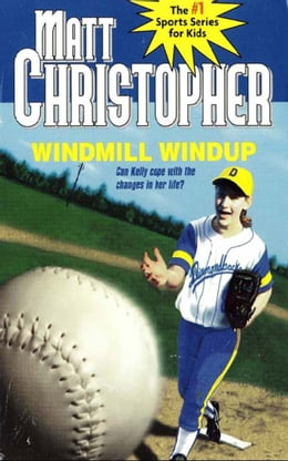 Book Windmill Windup by Matt Christopher