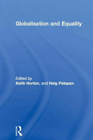 Globalisation and Equality