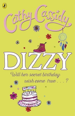 Book Dizzy by Cathy Cassidy