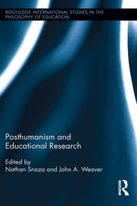 Posthumanism and Educational Research