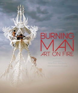 Book Burning Man: Art on Fire by Sidney Erthal