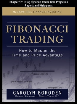 Book Fibonacci Trading, Chapter 12 - Using Dynamic Trader Time Projection Reports and Histograms by Carolyn Boroden
