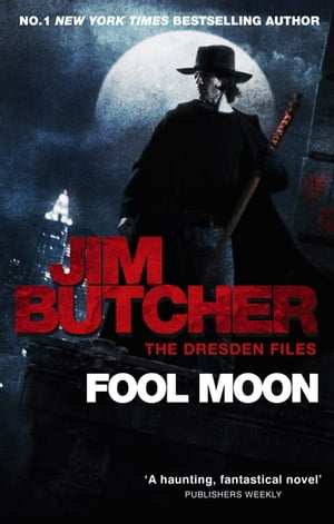 Fool Moon The Dresden Files,  Book Two