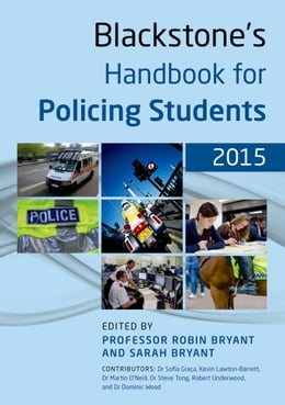 Book Blackstone's Handbook for Policing Students 2015 by Robin Bryant