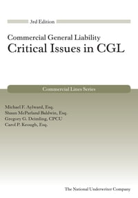 Critical Issues in CGL