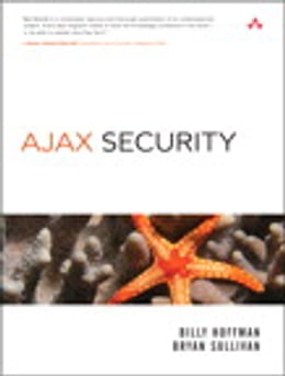 Book Ajax Security by Billy Hoffman