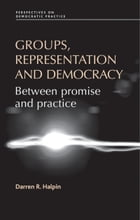 Groups, Representation and Democracy: Between Promise and Practice