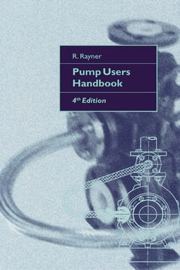 Book Pump Users Handbook by R. Rayner