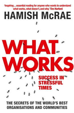 Book What Works: Success in Stressful Times by Hamish McRae