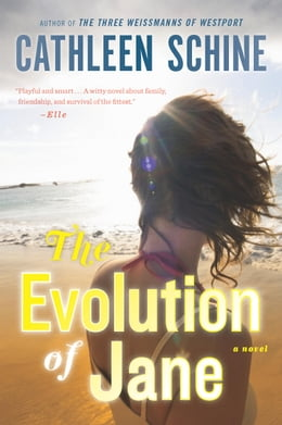 Book The Evolution of Jane by Cathleen Schine