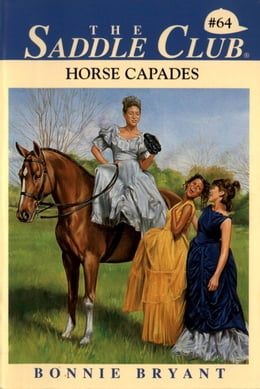 Book Horse Capades by Bonnie Bryant