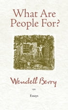 What Are People For? Cover Image