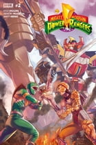 Mighty Morphin Power Rangers #2 by Kyle Higgins