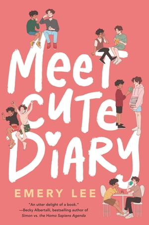 Meet Cute Diary by Emery Lee