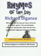 Rhymes of the Day: 365 Rhymes of the Day by Richard Digance