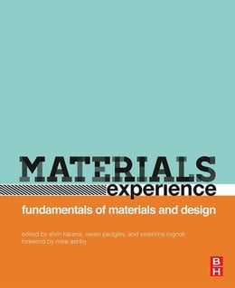 Book Materials Experience: fundamentals of materials and design by Karana, Elvin