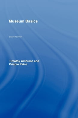 Book Museum Basics by Ambrose, Timothy