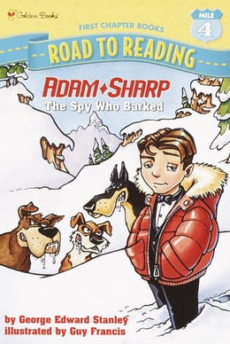 Book Adam Sharp #1: The Spy Who Barked by George Edward Stanley