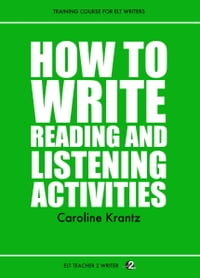 How To Write Reading And Listening Activities