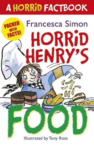 A Horrid Factbook: Food A Horrid Factbook