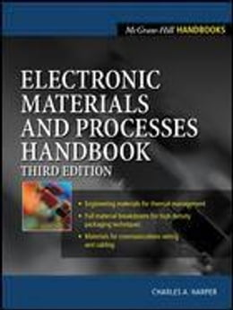Book Electronic Materials and Processes Handbook by Harper, Charles