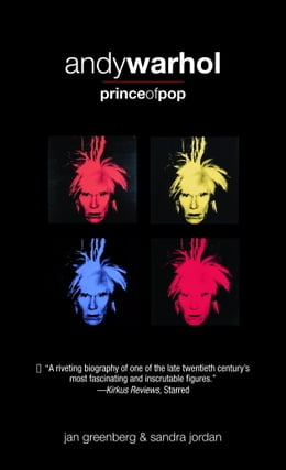 Book Andy Warhol, Prince of Pop by Jan Greenberg