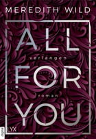 All for You - Verlangen by Meredith Wild