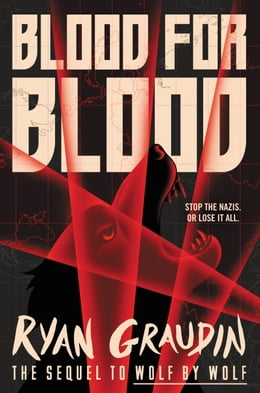 Book Blood for Blood by Ryan Graudin