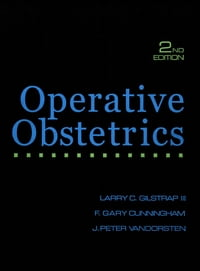 Operative Obstetrics, Second Edition