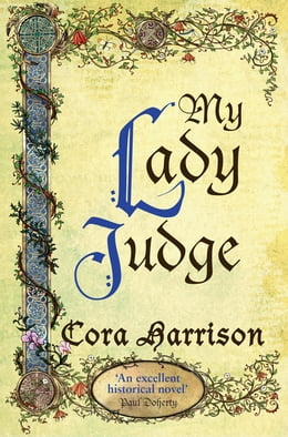 Book My Lady Judge: The First Burren Mystery by Cora Harrison