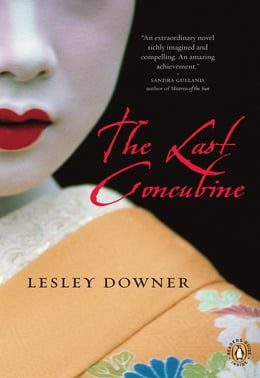 Book The Last Concubine by Lesley Downer