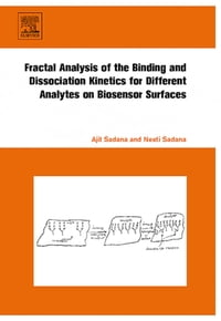 Fractal Analysis of the Binding and Dissociation Kinetics for Different Analytes on Biosensor…