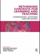 Rethinking Contexts for Learning and Teaching Cover Image