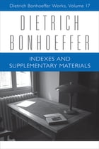 Indexes and Supplementary Materials