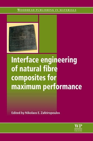 Interface Engineering of Natural Fibre Composites for Maximum Performance