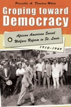 Groping Toward Democracy: African American Social Welfare Reform in St. Louis, 1910-1949 by Priscilla A. Dowden-White