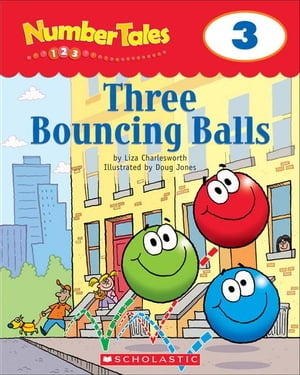 Number Tales: Three Bouncing Balls