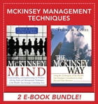 McKinsey Management Techniques (EBOOK BUNDLE) by Ethan Rasiel