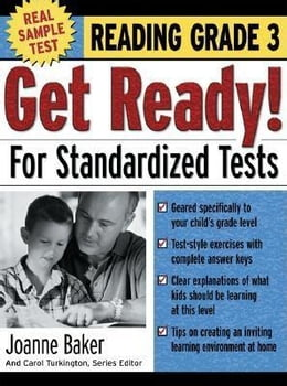 Book Get Ready! For Standardized Tests : Reading Grade 3 by Baker, Joanne