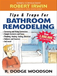 Tips & Traps for Bathroom Remodeling