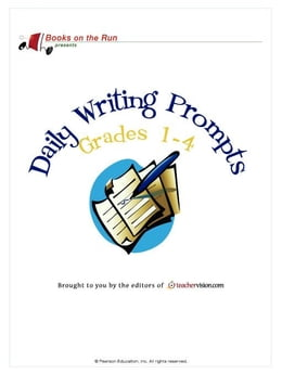 Book Daily Writing Prompts, Grades 1-4 by TeacherVision.com,