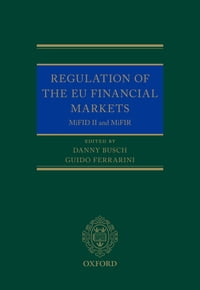 Regulation of the EU Financial Markets