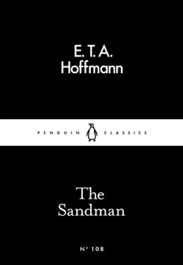 Book The Sandman by E.T.A. Hoffmann