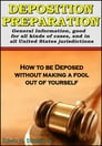Deposition Preparation: For All Kinds of Cases, in All Jurisdictions Cover Image