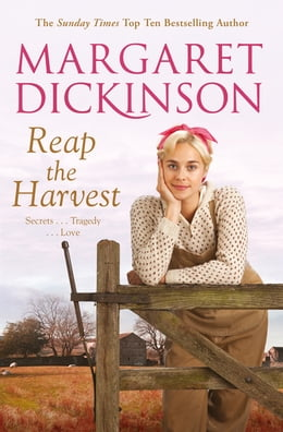 Book Reap the Harvest by Margaret Dickinson