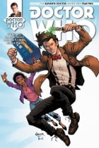 Doctor Who: The Eleventh Doctor #2.8 by Si Spurrier